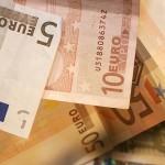 euro briefjes geld